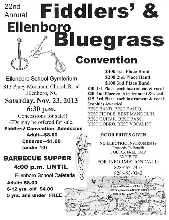 Town of Ellenboro Fiddler\'sellenboro town
